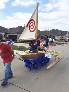 Even Moana made it to the parade. #BedicoCreek #Homeowners