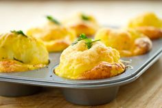 Egg Muffins & Multiple Breakfast Variations to include veggie omelet. Sausage Breakfast, Breakfast Recipes, Breakfast Bites, Breakfast Casserole, Cetogenic Diet, Egg Muffins, Sausage Muffins, Cheese Muffins, Side Dishes