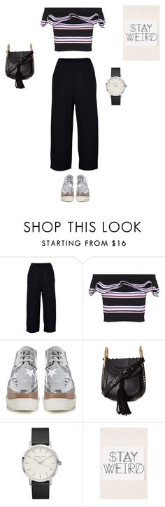 """""""Stai..."""" by francy78 on Polyvore featuring moda, MSGM, STELLA McCARTNEY, Chloé e Urban Outfitters"""