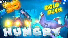 [Hungry Shark World] ALL H.U.N.G.R.Y. Letters!