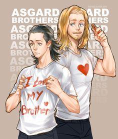 Asgard Brothers