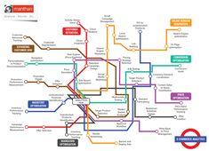 web analytcs map