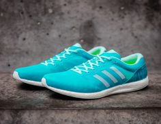 Adidas Launched a New Shoe Aimed at Helping Marathon Runners Break the 2 Hour Mark