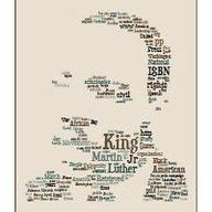 Tagxedo is the new wordle. I wanna try this out! Uploading words & pictures and this app combines them for amazing results.