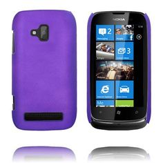 Hard Shell (Lilla) Nokia Lumia 610 Cover