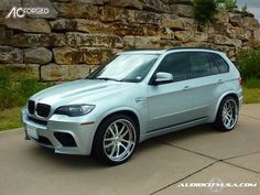 Clean as a Whistle: BMW M on AC Forged Wheels - autoevolution Bmw X Series, Porsche, Audi, Bmw X5 E70, Forged Wheels, Bmw X3, Bmw Cars, Beard Styles, Volvo