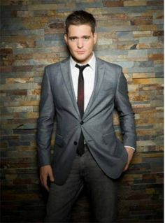 Michael Buble could sing me the alphabet and I would melt at the sound of his voice. Beautiful Voice, Beautiful People, Love Michael Buble, Jazz, Crazy Love, Sing To Me, Skinny Ties, Dog Dresses, Celebs