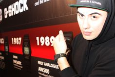 David Dallas for G-Shock G Shock, Dallas, Watches For Men, Captain Hat, David, Hats, Men's Watches, Hat, Hipster Hat