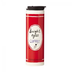 Kate Spade New York® Bright Eyes Stainless Steel Tumbler | ECS Coffee Inc. - Canada's Single Serve Coffee, Keurig® K-Cup®, Tassimo®, Nespresso®, & Kitchen Store