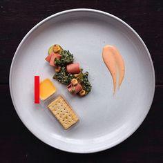 chefjacqueslemerde on instagram - #drsorders #stillsoigné #theartofplating #gastroart #plateswagger #foodporn #chefsofig #healthy #eattherainbow #kale