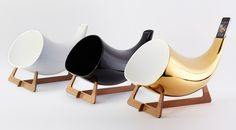 on the top of my wish list - a gold iPhone MEGAPHONE!