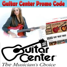 photo regarding Guitar Center Printable Coupon identify 7 Great Guitar Centre Promo Code illustrations or photos inside of 2013 Guitar