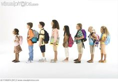 """Other People Can Be First"""" Social Story -  A story about accepting that other children may be first (first to answer a question, first to get in line, etc.)."""