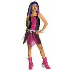 Monster High Spectra Vondergeist Costume #Halloween #Costumes #Teen #Monsterhigh