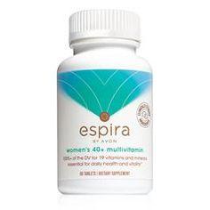 Espira Women's Multivitamin 40+