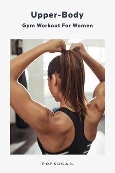 The latest tips and news on Strength Training are on POPSUGAR Fitness. On POPSUGAR Fitness you will find everything you need on fitness, health and Strength Training. Popsugar, Good Arm Workouts, Body Workouts, Fitness Workouts, Yoga Fitness, Lean Arms, Toned Arms, Upper Body Workout For Women, Weight Bearing Exercises