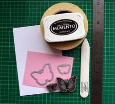 Kylie is Addicted to Stamps: Tutorial for Partial Die Cutting on your Card