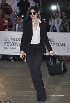 Monica Bellucci, 2016 San Sebastián Film Festival