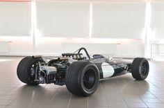 Brabham-Repco BT20