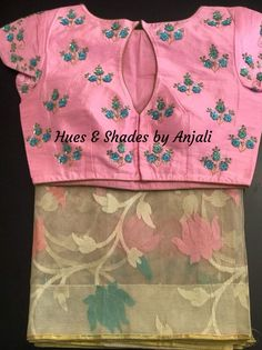 Stylish Blouse Design, Fancy Blouse Designs, Sari Blouse Designs, Bridal Blouse Designs, Blouse Neck Designs, Banarasi Sarees, Silk Sarees, Zardosi Work, Sari Design