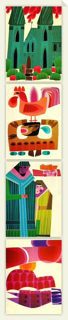 Royal Viking Cruise Line Menus 1972 Collages, Retro Illustration, Graphic Art, Graphic Design, Retro Design, Branding, Retro Art, Art Plastique, Vintage Designs