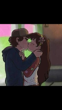 Pinecest (mabel and dipper) Mable And Dipper, Dipper X Mabel, Dipper Pines, Grabity Falls, Pinecest, Fall Dates, Gravity Falls Art, Rawr Xd, I Ship It