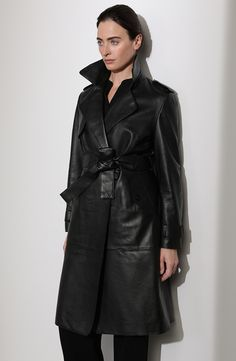 Popped Collar, Color Negra, Leather Jacket, Leather Coats, Raincoat, How To Wear, Jackets, Zara, Projects