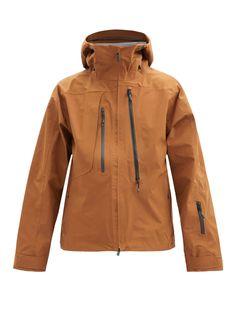 Three-layer shell hooded ski jacket | Holden | MATCHESFASHION UK