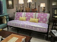 Raoul Textiles - Looks like Aesthetic Decor Bobbin sofa