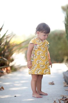 INSTANT DOWNLOAD Iris Reversible Wrap Dress sizes 6/12