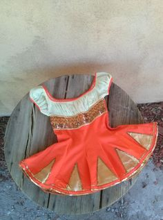 Vintage 1960s Childs Ballerina Dance Ballet Circus Costume Girls US8 2016252 - pinned by pin4etsy.com