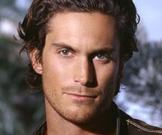 "I'm currently drooling over Oliver Hudson while watching ""Dawson's Creek"" on Netflix. Apparently he is the son of Goldie Hawn."