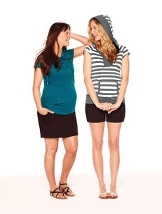 Maternity clothes summer 2013