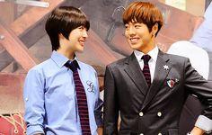 Lee Hyun Woo & Sulli