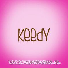 Keedy (Voor meer inspiratie, en unieke geboortekaartjes kijk op www.heyboyheygirl.nl)