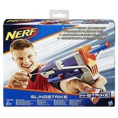 NERF N-Strike Elite Slingstrike szivacslövő csúzli