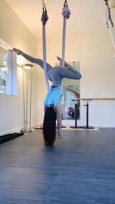 Aerial Acrobatics, Aerial Dance, Aerial Hoop, Aerial Arts, Aerial Silks, Anti Gravity Yoga, Air Yoga, Aerial Yoga Hammock, Yoga Flow Sequence