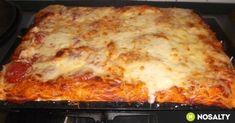 Jamie Oliver, Winter Food, Lasagna, Ethnic Recipes, Hot Dog, Chili Dogs, Lasagne, Sausage