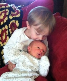 My grand nephews Maddux James and Paxton Laine. 2012