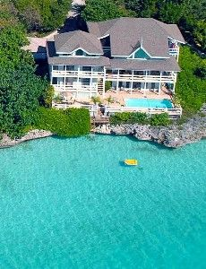Chalk Sound Vacation Rental - VRBO 13449 - 4 BR Providenciales Villa in Turks & Caicos Islands, Sunset Point Oceanfront Villa *** Dream Big. Pay Less. ***