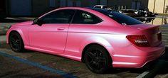 plasti dip pink mercedes - Google Search
