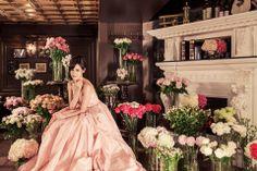 Photo-shoot for The Florist   http://www.theflorist-taipei.com/