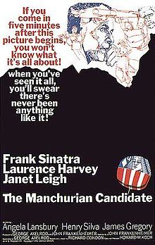 The Manchurian Candidate (1962). D: John Frankenheimer. Selected in 1994.