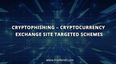 Cryptophishing Schemes and How to Avoid Falling into Their Traps Cryptocurrency News, Wordpress