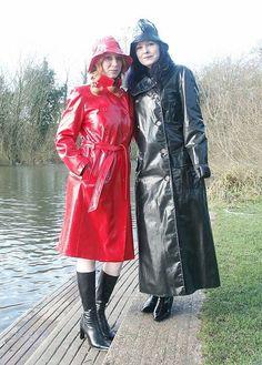 Raincoats For Women April Showers Blue Raincoat, Plastic Raincoat, Hooded Raincoat, Raincoats For Women, Jackets For Women, Imper Pvc, Rubber Raincoats, North Face Rain Jacket, Rain Gear