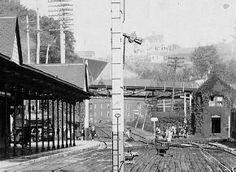 Union Station in Lynchburg, Virginia