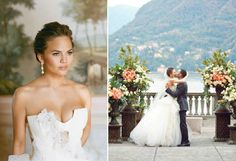 86c6f320e28 10 Popular 10 Best Supermodel Wedding Dresses of All Time images ...