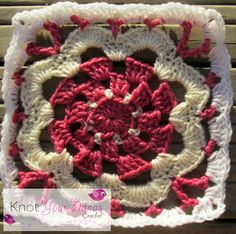 Knot Your Nana's Crochet: Granny Square CAL (Week 14)