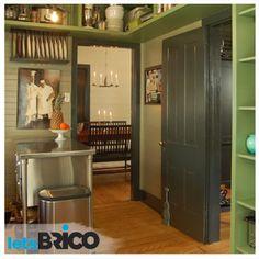 Tendencias decoración, ideas para tu cocina en color verde