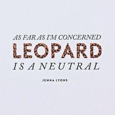 Leopard<3